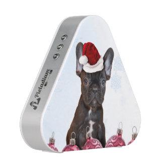 Christmas French Bulloog
