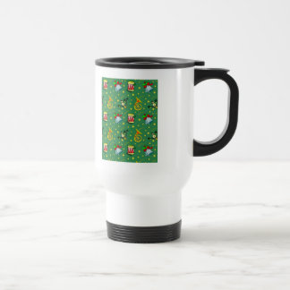 Christmas – French Horns & Magenta Drums Coffee Mug
