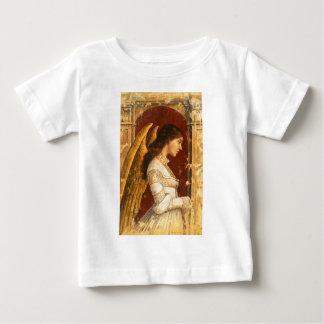 Christmas Fresco Angel Baby T-Shirt