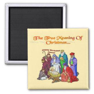 Christmas Fridge Magnet