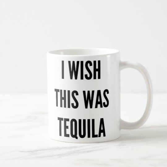 Christmas funny I wish this was tequila Coffee