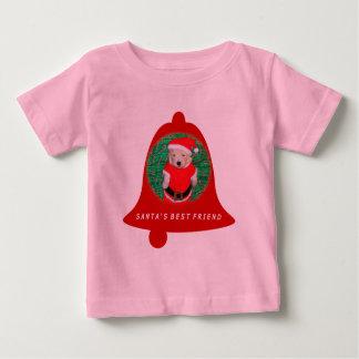 Christmas Funny Santa Puppy Shirts & Gifts