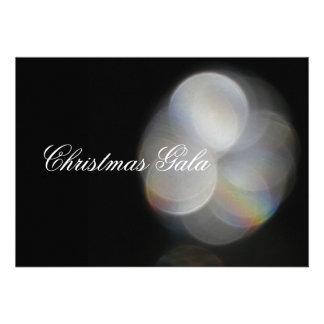 Christmas Gala Custom Invites