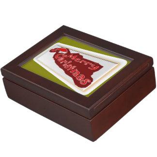 Christmas Gift Box Memory Boxes