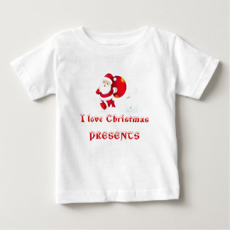 CHRISTMAS GIFT PERSONALIZE IT HOLIDAYS BABY T-Shirt