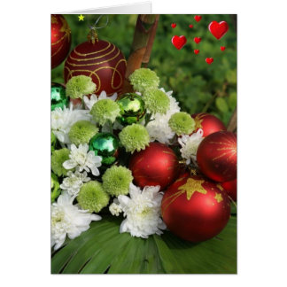 CHRISTMAS GIFT PERSONALIZE IT HOLIDAYS GREETING CARD