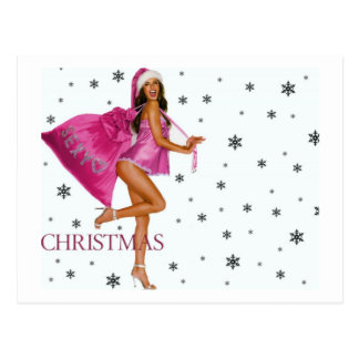 CHRISTMAS GIFT PERSONALIZE IT HOLIDAYS POSTCARD
