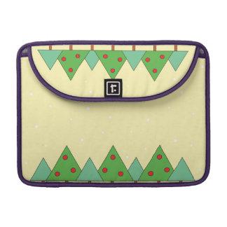Christmas gift sleeve for MacBook pro