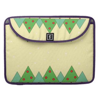 Christmas gift sleeve for MacBooks