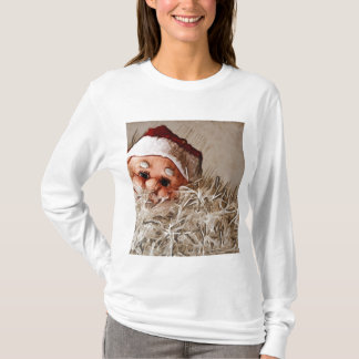 Christmas gift with Santa Claus T-Shirt