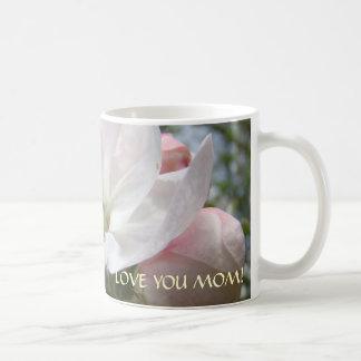 CHRISTMAS GIFTS MOM Apple Blossoms Love You MOM Coffee Mugs