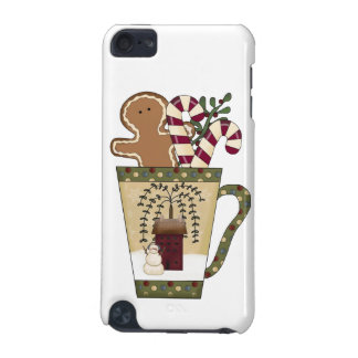 Christmas Gingerbread Holiday Greetings iPod Touch (5th Generation) Cover