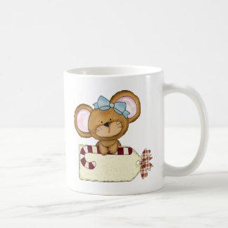 Christmas girl Mouse Coffee Mug