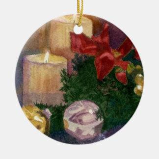 Christmas Glow Christmas Ornament