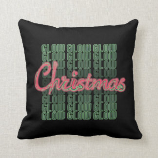Christmas Glow Cushion