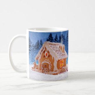 Christmas going hereditary READ house and starry Coffee Mug