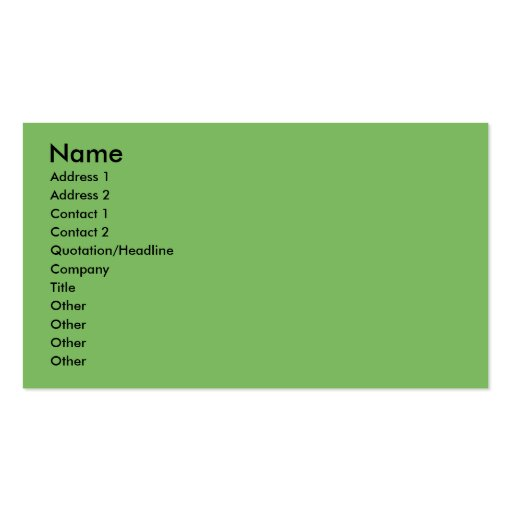 Christmas - Golden Retriever - Lily Business Card Template