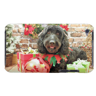 Christmas - GoldenDoodle - Pearl Jam iPod Touch Cases