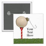Christmas Golf Gift Ideas Badge