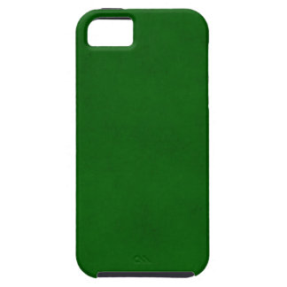 Christmas Green Deep Textured Parchment Template iPhone 5 Covers