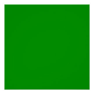 Christmas Green Retro Color Trend Blank Template Posters