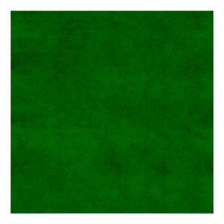 Christmas Green Solid Holiday Color Background Poster