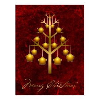 Christmas Greeting Postcards