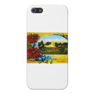 Christmas Greetings from Golden Gate Park Cases For iPhone 5