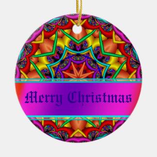 Christmas Greetings Personalised Gift Ornament
