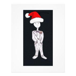 Christmas Groom Flyers