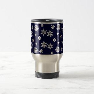 Christmas Hanukkah and holidays Stainless Steel Travel Mug