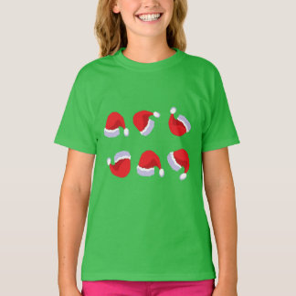 christmas hats T-Shirt