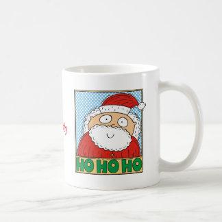 Christmas Ho Ho Ho Coffee Mug