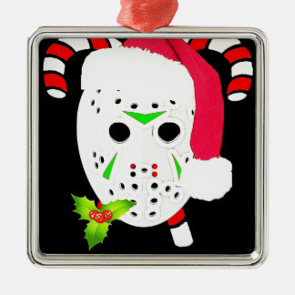 Christmas hockey team christmas ornament