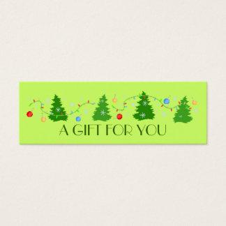 Christmas | Holiday Gift Tags