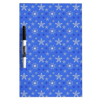 christmas holiday pattern. dry erase board