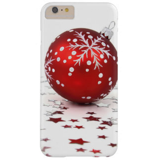 Christmas Holiday Stars Barely There iPhone 6 Plus Case