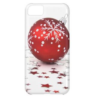 Christmas Holiday Stars iPhone 5C Case