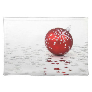 Christmas Holiday Stars Placemat