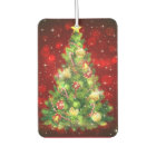 Christmas Holiday Tree Air Freshner Car Air Freshener