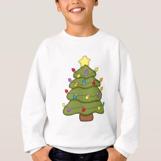 Christmas Holiday Tree Sweatshirt