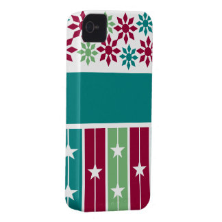Christmas / Holidays Blackberry Bold case, custom Case-Mate iPhone 4 Case