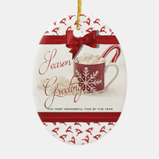 Christmas Holidys, Best Time of the Year Christmas Ornament