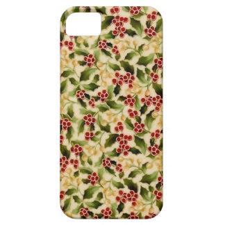 Christmas Holly Phone Case