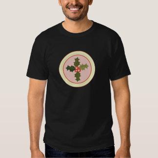 Christmas Holly T Shirt