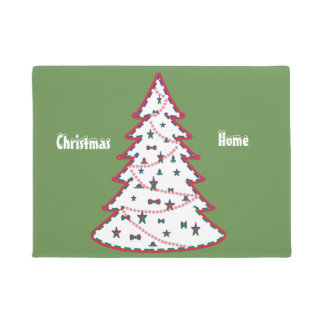 Christmas Home Doormat
