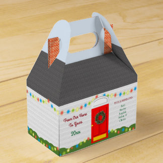 Christmas Home Personalized Holiday Box