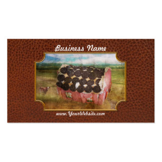 Christmas - Home Sweet Home Business Card Template