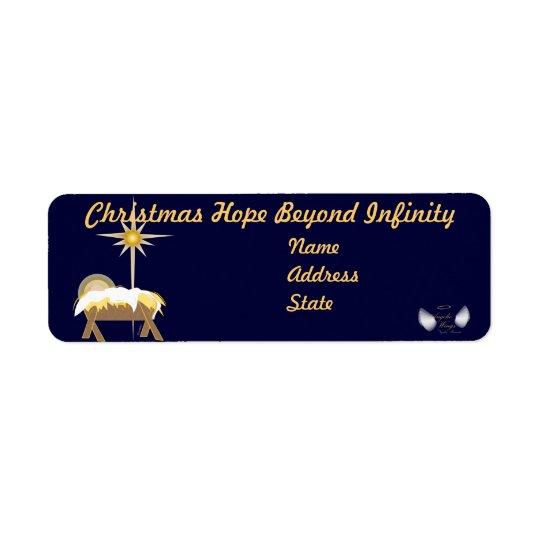 Christmas Hope Beyond Infinity-Customise
