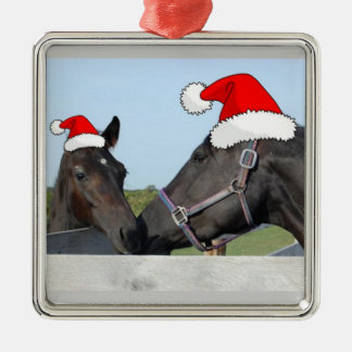 Christmas Horse and Pony Christmas Ornament